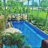 室内恒温29°泳池